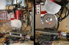 DIY Surface Grinder for making Precision Parts at Home   Hackaday