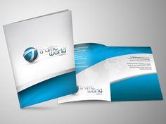 Identidade-Visual-TrafficWord-Folder-Fire-Midia-01 http://firemidia.com.br/portfolio/identidade-visual-em-santos-sp/