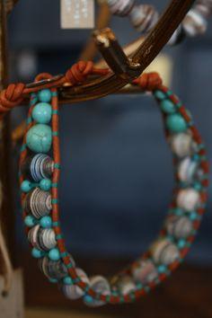Chan Luu E.F.I wrap bracelet