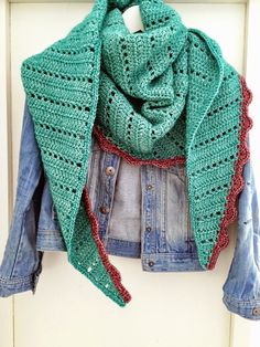 Studio 92 Designs: omslagdoek | sjaal | shawl  #crochet