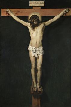 Velázquez. Cristo crucificado - 1632