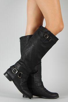 Cute, cheap riding boots in black or dark brown - wishlist?