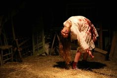 Woman spits blood as exorcists battle her 'demonic possession' — Medium