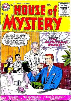 House of mystery n°49