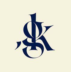 gk monogram