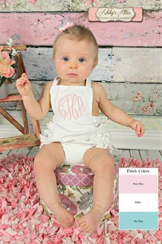 Hey, I found this really awesome Etsy listing at https://www.etsy.com/listing/217322317/easter-sunsuit-baby-girl-sunsuit-romper