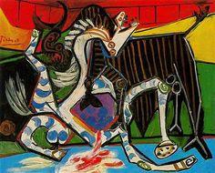 Corrida - Pablo Picasso