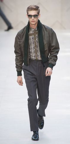 Burberry - Fashion Week S/S 2013: Best of the Collections.