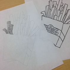 Concrete or shape poems-- great poetry activity for any grade, great vocabulary or adjective extension activity