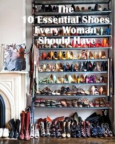 Over two years ago I created the original list of 10 Essential Shoes Every Woman Should Have, and it has continued to be one of the top style posts from the archives here on The Simply Luxurious Li…