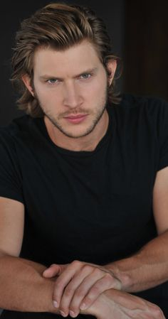 Actor Greyston Holt is how I picture Clay, the hero for my sixth Love Inspired Suspense! No title yet, but it'll release in 2015.