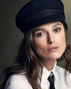 November 2014: Keira photographed by Karen Collins for Glamour's November issue. #keiraknightley