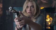 "Mercy had just gotten done being Rose's body guard. She was the day body guard, night was Roy Harper. Mercy sighed as she sat in her chair and closes her eyes. The Windows shattered and she looked to see y/c standing on top of the broken glass. She grabs a pistol from beneath the chair and aims the pistol at you, ready to pull the trigger. ""What the hell do you want?"" She demands glaring at y/c waiting for an answer. (Open!)"