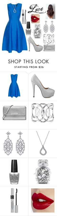 """""""Untitled #2110"""" by sarah-michelle-steed ❤ liked on Polyvore featuring Paul Smith, MICHAEL Michael Kors, CARAT*, Harry Kotlar, OPI, Victoria's Secret, Christian Dior, women's clothing, women and female"""