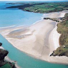 S'évader près de Cork, à Inchydoney Island Lodge et Spa, et en prendre plein les yeux...