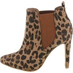 MTNG Botin Collection 21252, color afelpado leopardo moka, talla 38 www-amazon-es el-marron Animal
