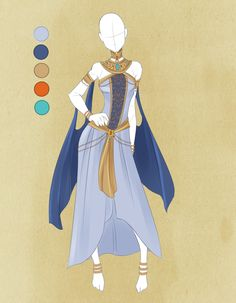 :: Commission Outfit July 01 :: by VioletKy.deviantart.com on @deviantART
