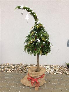 Whoville Christmas, Christmas Trees, Diy Christmas, Christmas Decorations, Plant Hanger, Advent, Home Decor, Plant, Tutorials