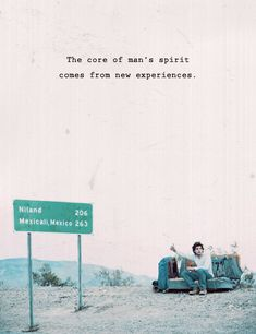 Christopher McCandless / Into the Wild