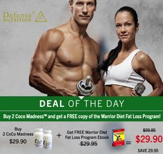 Energy + Fat Loss = Win  Get your delicious energy fix without sugary, dangerous drinks. Put that energy to work by attacking the source of weight gain.  BUY NOW  http://rtrgtr.co/r/cocomadnessbundle/ #dotd