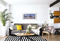 5 Trucos para amueblar el salón #decoracion #decoideas http://blgs.co/p641M9