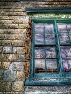 Window Shopping - HDR Photo