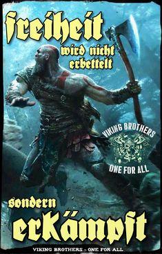 Barbarian Woman, Odin And Thor, Small Back Tattoos, Nordic Tattoo, Asatru, Tabu, Religion, About Me Blog, Comics