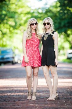 Rompers | Fashion Column Twins