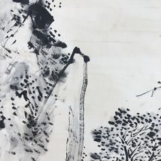 The eccentricity of the paintings by Fukuda Kodojin resembles that seen in the works of many other self-taught literati painters in Japan. Modern Masters, Naive, Painters, Landscape Paintings, Chinese, Training, Concept, Japan, Artists