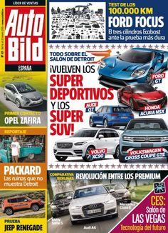 Auto Bild Spain - 16 Enero 2015