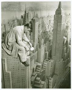 Model of Manhattan for the 1939 New York World's Fair