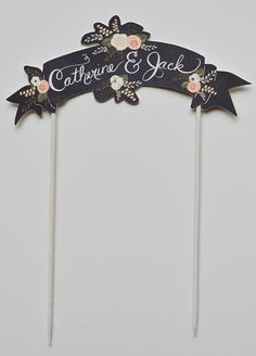 Custom Wedding Cake Topper Bride and Groom by firstsnowfall, $36.00