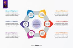 Business Circle Infographic Concept best infographic vectors design elements to help you with the presentation of your infographic, very easy to customize. Take a closer look to get started! Circle Infographic, Vector Design, Lorem Ipsum, Get Started, Infographics, Design Elements, Closer, Vectors, Presentation