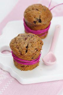 Veganpassion: Mandel-Beeren Muffins (Vollkorn ohne Zucker)
