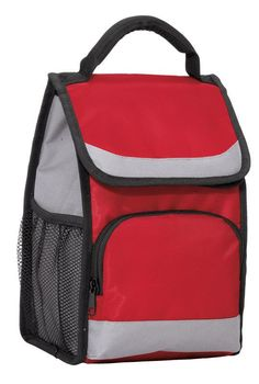 Insulated Flap Lunch Cooler Bag