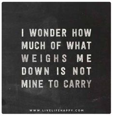 Good question...I can't do it on my own.