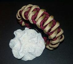 "Armbänder - SeptemberWein - Armband ""gold verzaubert rot"" - ein Designerstück von Patikreli bei DaWanda"