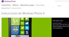 Instrucciones de Windows Phone 8 ya disponibles