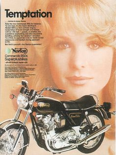 Norton bikes