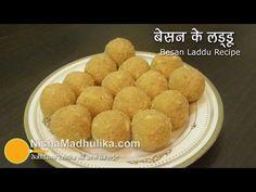 Receta para preparar Besan Laddoo | Recetas Indias