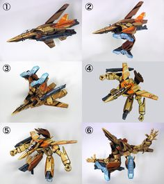 Hasegawa Old Kit 1/72 VT-1 Super Ostrich remodeled and Painted in ANIME STYLE! BELIEVE IT or NOT, this is AMAZING! Full Review + Full WIP. Many Hi Res Images http://www.gunjap.net/site/?p=221046