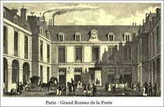 Paris – Grand Bureau de la Poste (19e siècle) | Bibliotec – À la française … 2