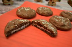 Peppermint Patty Cookies {The Leftovers Club} | Food Ramblings