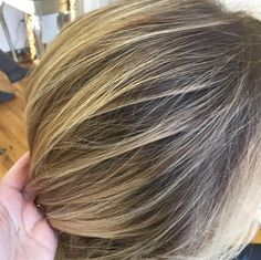 Natural blended balayage for low maintenance and perfect color  #balayage #modernsalon #shelton #wellahair #handpainted #ombre  #fallhair #ombrebalayage #highlights #colormelt #goodhair #stylist #fashion #hairofig #braid #hairpost #balayagedandpainted #hairdresser #paintedhair #redken #getglossy #euforacolor #schwarzkopfpro #btcpics #olaplex #ctstylist #fairfield #hair #highlights #joico #cthair by passionforpretty