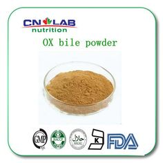 top grade ox/cattle/bovine bile extract powder 24% 200g