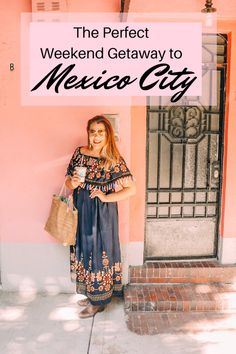 Mexico City is a destination that will capture your heart. Here are just six reasons you'll fall in love with Mexico's vibrant and booming capital city. This guide covers where to stay, where to eat, and what to do for a weekend in Mexico City! Cabo San Lucas, Cozumel, Puerto Vallarta, South America Travel, North America, Latin America, Tulum, Travel Guides, Travel Tips