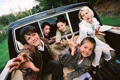 Josh Hutcherson, Bailee Madison, AnnaSophia Robb, when they were so young!