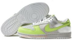 http://www.asneakers4u.com 318638 031 Nike Dunks Low Premium Neutral Grey Citron White K031092