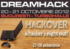 Pentru geek-ul din tine: DreamHack si Hackathon Hackover