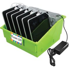 Really Good Tablet Storage u0026 Charging Base™  sc 1 st  Pinterest & Back View of iPad Shelf | Pinterest | Storage cabinets iPad and Shelves